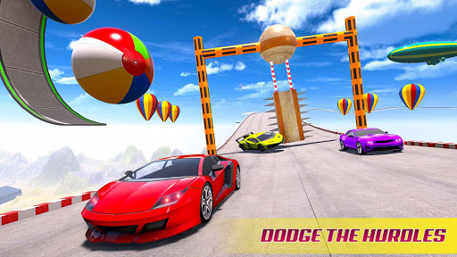 Mega Ramp Car Racing Stunts 3D - Impossible Tracks android2mod screenshots 18