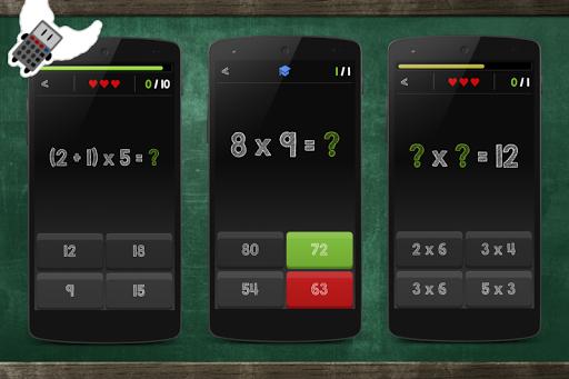 Tabuada de multiplicar screenshot 3