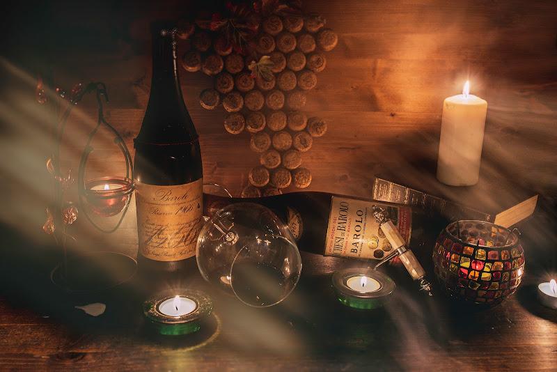 Il bere vino puro calma la fame. di Info@walteralberti.it