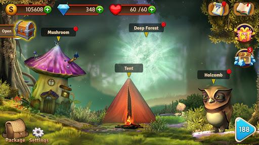 Mystery Forest - Match 3 Fun  screenshots 4