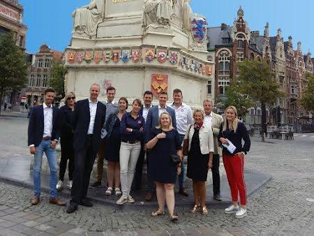 ERA koop & woon - Culinair stadsspel in Gent