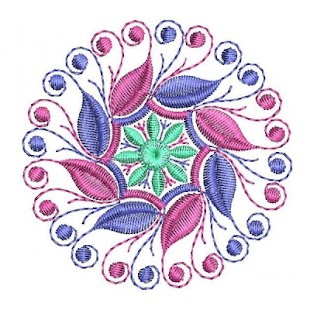 Embroidery Design Collection - náhled