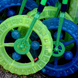 wheels by SANGEETA MENA  - Artistic Objects Other Objects