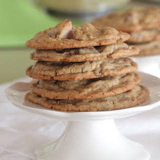 Bakery Style Oatmeal Chocolate Chip Cookies.