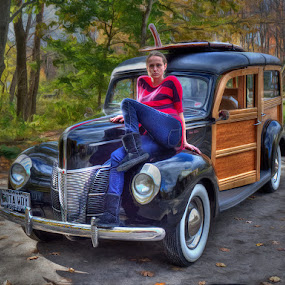 by Peter Christoph - Transportation Automobiles ( hdr )
