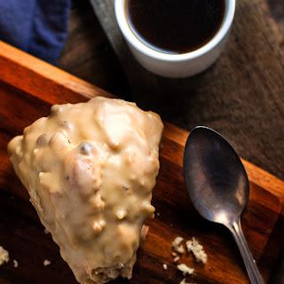 Butterscotch Maple Scones Recipe