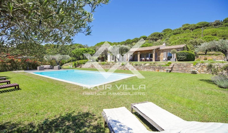 Villa avec piscine et jardin Ramatuelle