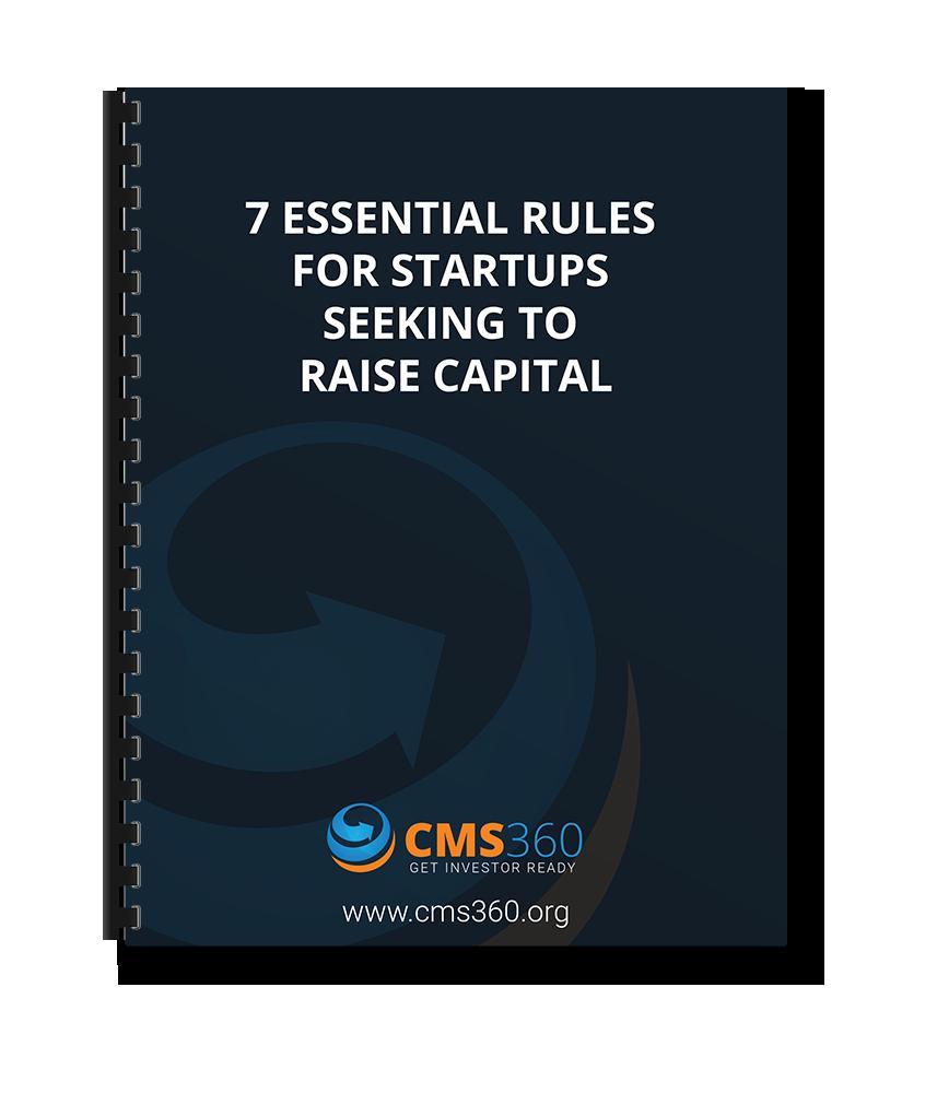 7 Rules for Raising Capital