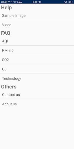 Air Cognizer 7.0 screenshots 7