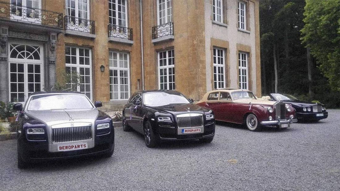 Beroparts | Rolls-Royce Silver Spirit & Silver Spur, Bentley ... on