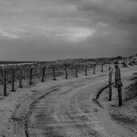 by Zlatko Cheshlarov - Black & White Landscapes