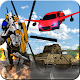 Helicopter Transformation Robot - Flying Robot Car (game)
