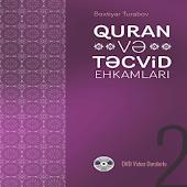 Quran Ve Tecvid Ehkamlari