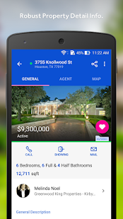 Real Estate by HAR.com - Texas- screenshot thumbnail