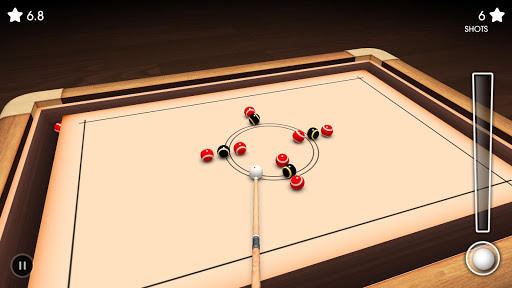 Crazy Pool 3D FREE  captures d'écran 4
