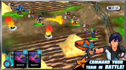 Slugterra: Guardian Force 1.0.3 Screenshots 5