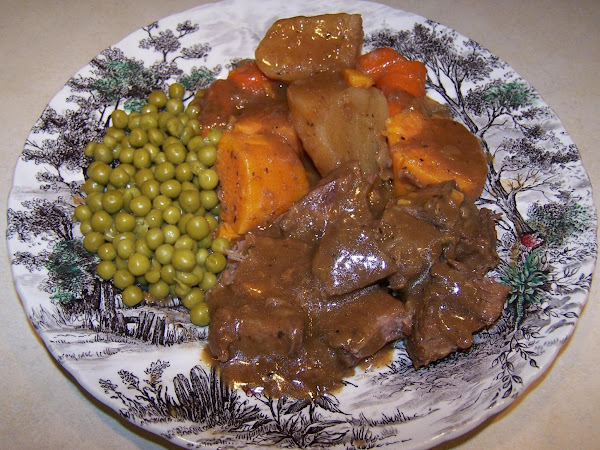 Two Patootie Pot Roast Recipe