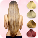 Hair Color Changer Real Edit icon