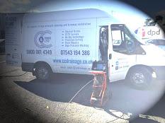 cc drainage van
