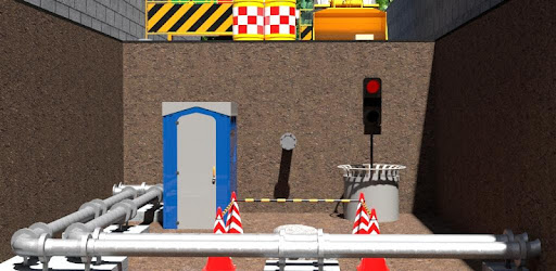 Escape Game:Construction Site Escape for PC