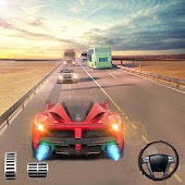 Speed Car Traffic Rider : Drift Car Racing Fever