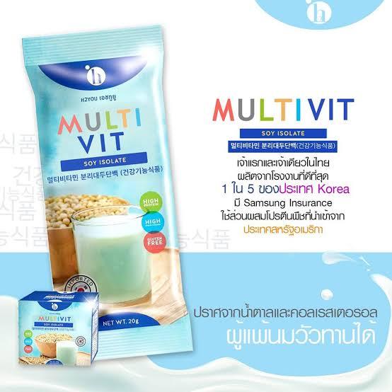 4. Multivit Soy Isolate