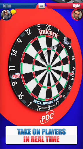 PDC Darts Match  screenshots 3