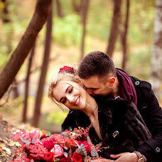 Wedding photographer Lyubov Sakharova (sahar). Photo of 27.10.2017