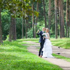 Wedding photographer Sergey Vlasov (MeXXman). Photo of 08.11.2017