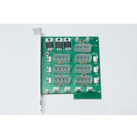 MIST Power Splitter Adapter Card