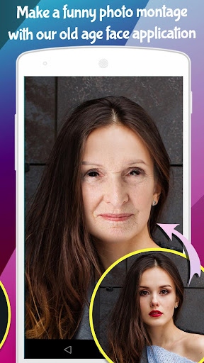 Make Me Old Face Changer - Old Age Face App Free App Report