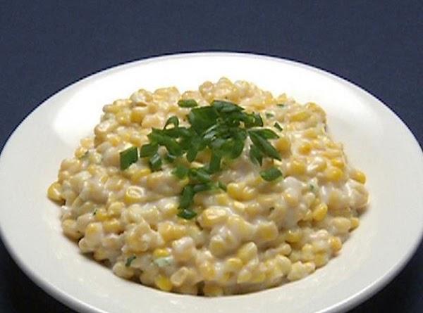 Creamed Corn Recipe