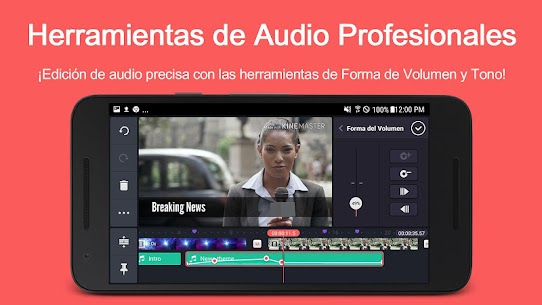 KineMaster – Editor Video Pro 6