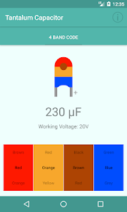 Download Color & SMD Code Calculator APK latest version 1 3 2 for android  devices