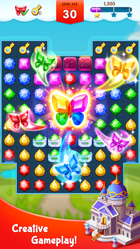 Jewels Legend - Match 3 Puzzle screenshots 14
