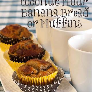 Grain Free Banana Bread & Muffins