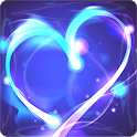 3D Heart Live Wallpaper HD icon