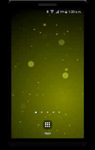 Free Random Circles Live Wallpaper - Parallax 3D - náhled