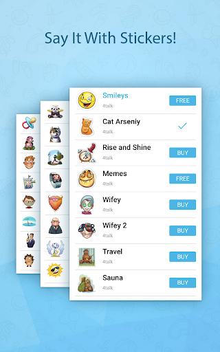 4talk Messenger 2.0.79 screenshots 8