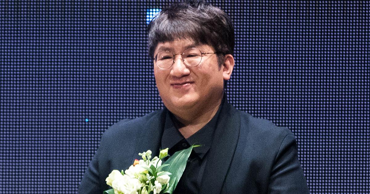 bang si hyuk 770 million