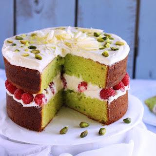 Pistachio Cream Cake Recipes