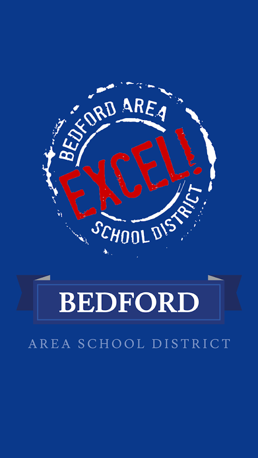 Bedford Area School District- screenshot