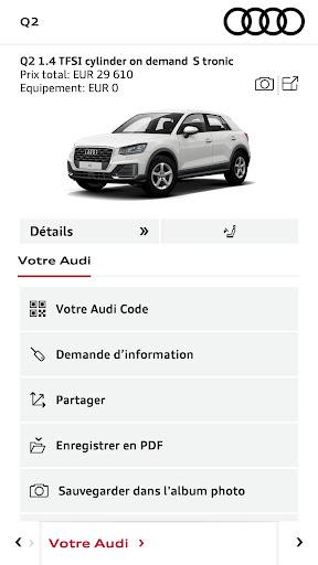 Audi Configurateur screenshot 4