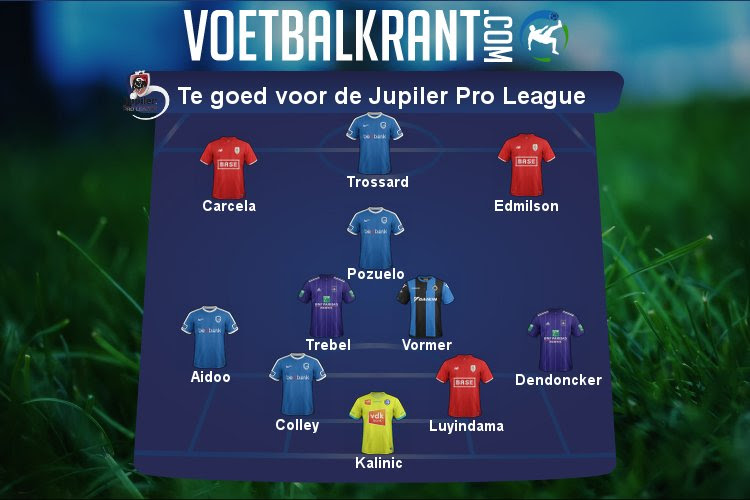Te goed voor de Jupiler Pro League: deze elf spelers zijn klaar voor een stap hogerop