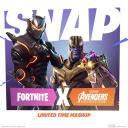 Fortnite x Avengers HD Wallpapers Icon