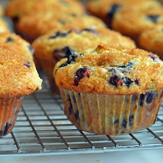Best Blueberry Muffins.