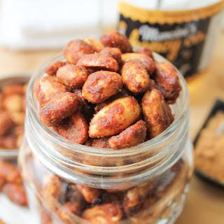 Honey & Coconut Oil Roasted Peanuts – Gluten Free Recipe