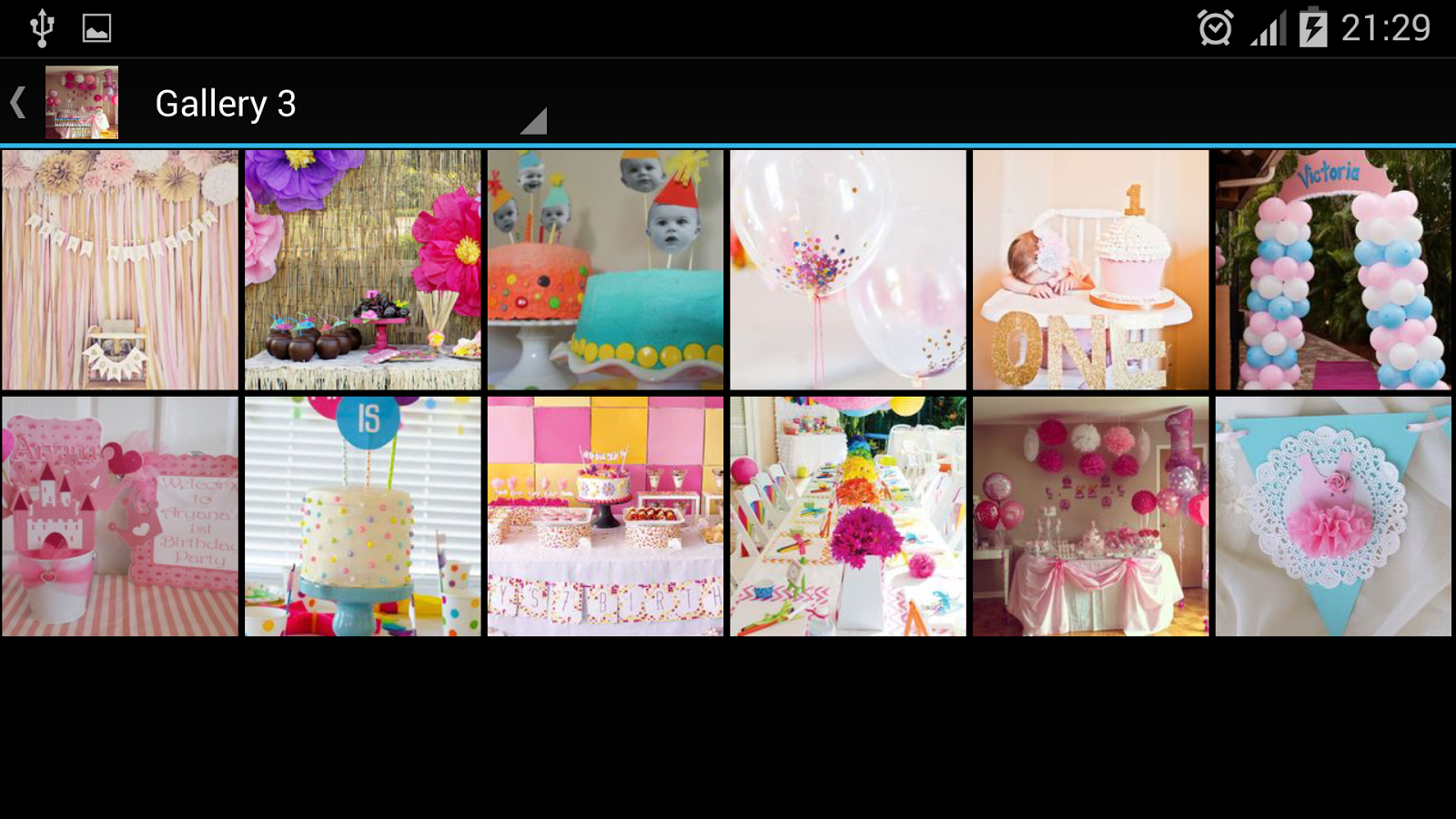 Birthday decoration ideas android apps on google play for 4 h decoration ideas