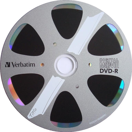 Verbatim Digital Movie DVD-R