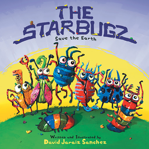 The Starbugz save the Earth cover